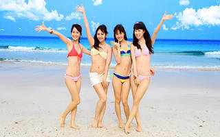 Japón sexy girls.