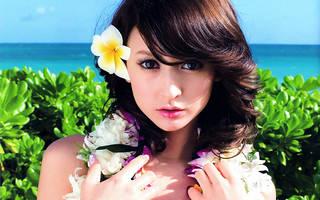 Foto Gratuiti con bella ragazza asiatica.